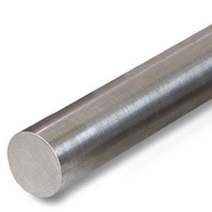 WL10 Rundstab Ø 7,5 mm, geschliffen