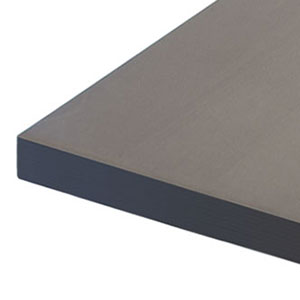 TZM sheet 10,0 x 400 x 600 mm