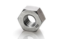 Mo Hex Nuts 1/4